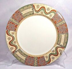 Vintage Epoch Cape Town Chop Plate, Platter 12 Discontinued 2000, Embossed