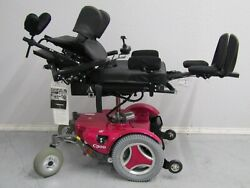Permobil C300 Pediatric Wheelchair Power Tiltreclinelegs And Lift.