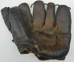 Vintage Rawlings St Louis Leather Glove Right Handed Thrower Baseball $37.95