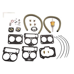 Carb Rebuild Kit Replacement For Weber 40/42/44 Dcnf Dual Barrel Down Draft