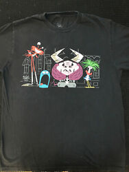 Mens Graphic Shirt Fosters Home For Imaginary Friends Cartoon Network Size L