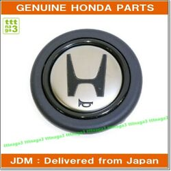 Genuine Honda 78514-sl0-z71za Steering Wheel Horn Button Switch Bk Acura Oem Par