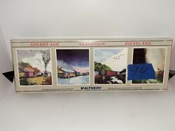Walthers 50' Waffle Side Box Car Denver And Rio Grande 64149 New Free Shipping
