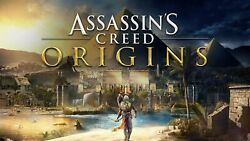 Assassin's Creed Origins Xbox One Full Game Completion All Achievement Unlocked