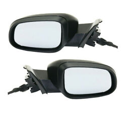 11-18 S60 And S60 Cross Country Rear View Mirror Power Heated W/signal Set Pair