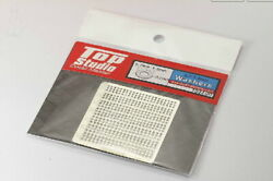 Top Studio 0.7mm To 1.3mm Washers