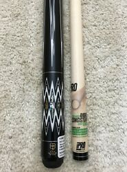 In Stock Enhanced Mcdermott Coty H2951 I-pro Slim Pool Cue Of The Year H-series