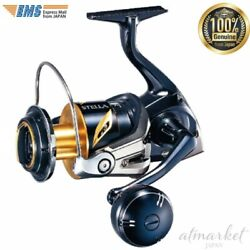 Shimano Reel 19 Stella Sw 8000pg Fishing From Japan New