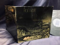 Prof. Wolfff - S/t 1972 Germany Metronome  First Issue Prog Vinyl Lp