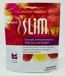 Plexus Slim - 30 Day Supply Pink Drink Packets - Microbiome Activating Formula
