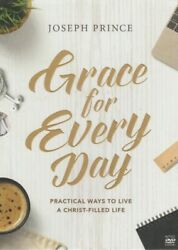 Grace For Every Day Practical Ways Live Christ Joseph 5-disc Set Dvd