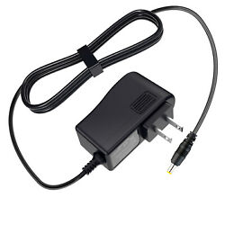 300pcs 8ft Ac Converter Adapter Dc 6v 2a Power Supply Charger Plug 5.5mm X 2.1mm