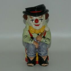 D6935 Royal Doulton Toby Jug The Clown | Limited Edition | Made In Uk