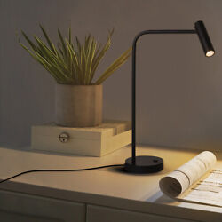 Indoor 3w Led Bedside Light Cree Xpe Desk Headboard Lamp On/off Switch Plug In