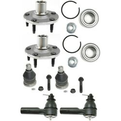 Suspension Kit For 2010-2011 Mercury Mariner Front Left And Right 6-piece Kit
