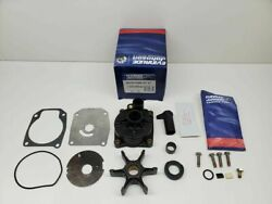 New Oem Evinrude Johnson Omc Brp Water Pump Kit Assembly Pn 0438602 438602