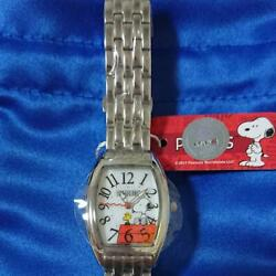 Snoopy Watch 70th Anniversary Limited Edition Model Watch Peanuts Unused