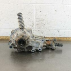 2004 Suzuki Eiger 400 Ltf400f 4x4 Manual Front Differential Final Drive A151