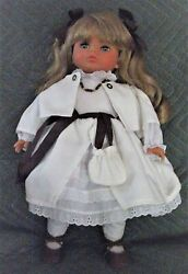 Lissi Doll -rare- -18 Tall Super Soft Vinyl Made In Germany 1993