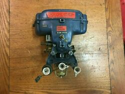 1959 Vintage Evinrude 10 Hp Carb Carburetor 376117