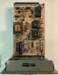 Dryer Computer Board W/membrane Switch For Dexter P/n 9857-133-001 [as Is]