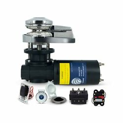 Five Oceans Pacific 900 Vertical Anchor Windlass 900w/1450 Lbs 1/4 Inches Ht...