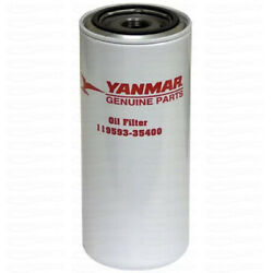 Yanmar Oil Filter Bypass Marine Diesel Engine 6ly 6ly3 6lya Replace 119593-35400
