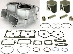 Skidoo Mxz Summit Xp 800r Cylinder Pistons Gaskets Top End Kit 2008-2009