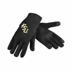Foco Ncaa High End Neoprene Gloves Florida State Seminoles One Size Team Color