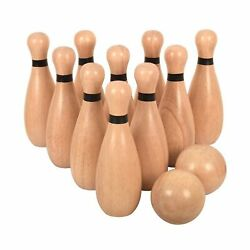 Outdoor Giant Lawn Bowling Games For Family Kids And Adults Backyard Skittles...