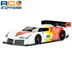 Pro-line Hyper-ss Light Weight Clear Body For 18 Gt Prm1572-30
