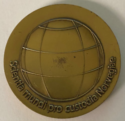 Norway Norwegian Military Intelligence Agency Cia Dia Challenge Coin