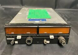 Bendix King Kx 155 28v With Glide Slope And Servicable Tag Pn 069-1024-05