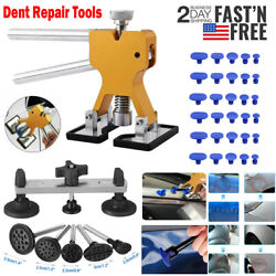 Car Auto Body Slide Paintless Dent Repair Tools Puller Lifter Removal Tool Kit