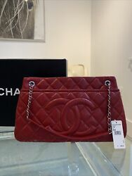 Chanel Red Bag $2500.00