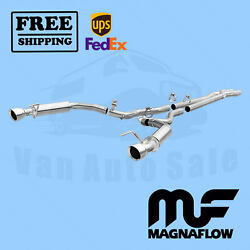 Exhaust- System Kit Magnaflow For Ford Mustang 2015-2017