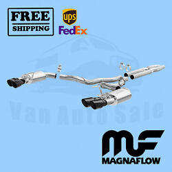 Exhaust- System Kit Magnaflow For Ford Mustang 2016-2017
