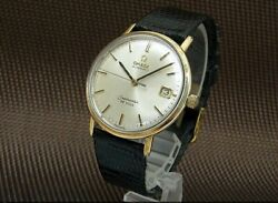 Omega Seamaster De Ville Silver Dial Automatic Vintage Watch 1960's