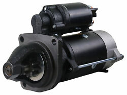New Gear Reduction Starter Fits Mccormick Farm Tractor Perkins Engine Is1067