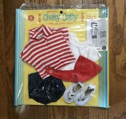 1961 Chatty Cathy Doll Baby Party Dress Fashion 697 Playtime Fashion Clothes