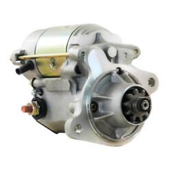 New High Torque Gear Reduction Starter Fits Oliver Super 55 66 77 Gas 1107682