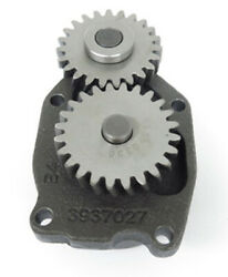New Heavy Duty Oil Pump Fits Case Ih Trencher 860 760 Tractor 5220 5120 3930336