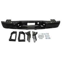 00-13 Escalade And 07-13 Avalanche Rear Bumper Reinforcement Crossmember Bar W/kit
