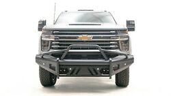 Fab Fours Bs Elite Pre Runner Guard Sensor Front Bumper For 2020 Chevy Hd