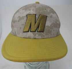 Missouri Mizzou The Game Hat Fitted Size 7 1/8   A9