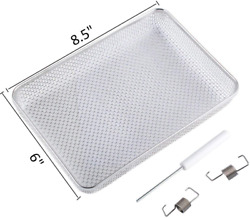 Wadoy Rv Furnace Screen For Water Heater Vent Cover,flying Insect Screen, Rv Bug