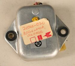 Kawasaki Nos No Box 21066-020 Voltage Regulator S1 S2 S3 Kh400 Kh250 Mach Ii