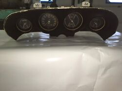 69 70 Ford Mustang Mach 1 Boss Shelby Speedometer Gauge Cluster Fastback