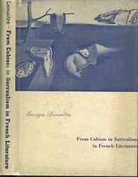 Georges Lemaitre / From Cubism To Surrealism In French Literature 1947 Revised