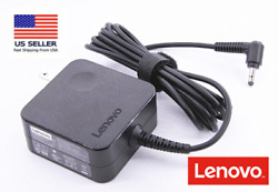 New Genuine Lenovo Ideapad 110-15acl 110-15isk Ac Wall Power Charger Adapter